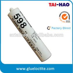 HOT Selling !!! high temperature black rtv silicone sealant