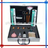 EH079 curved tweezers/straight false eyelash tweezers tool kit