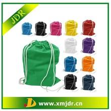 Wholesale Personalized Plain Organic Cotton String Bag