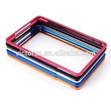 Wholesale Durable Luxury Aluminium Metal Bumper Case Frame For Apple iPad Mini