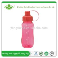 650ml Food grade cheap empty plastic bottle gourd