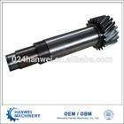 ISO standard shaft drive motor gearbox gear shaft