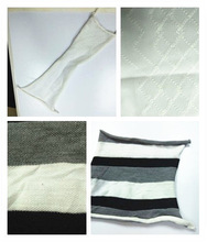 black reflective fabric