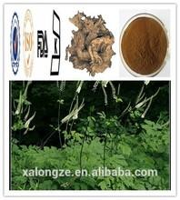Free SampleTriterpene Glycosides2.5~8 % Black Cohosh P.E.