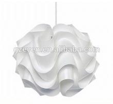 Decorative PP pendant lamp