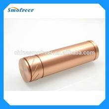Wholesale wax vaporizer pen fat snow wolf ego vaporizer pen with hidden button
