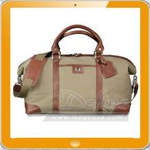 Canvas cotton duffel bag