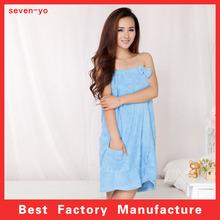 100% microfiber plain high quality bath skirt T-261-8