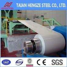 prepaint galvanized steel coil/ppgi color coated coil manufacturer/ppgi steel sheet in coils