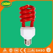 Half Spiral Red Tube Sex Lighting Lamp
