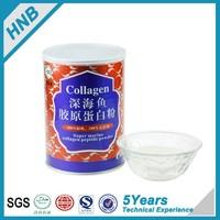 TOP quality food additives Healthcare food grade 100% fish collagen powder food grade