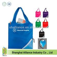 Strawberry Shape Nylon/Polyester Foldable Folding Shopping Tote Bags