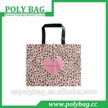 OEM PE Custom Printed Shopping Plastic Bags for Sale