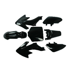 China Black CRF 50 plastic body kits