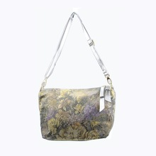 2015 newest yellow flowers style shoulder bag