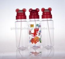 Hot selling plastic sport bottle BPA free 400ml capacity