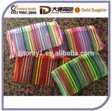 Soft Cheap Colorful Plastic Pencil Case With Zipper