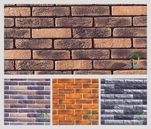 Excellent design red brick size