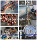 8 copper plate stainless steel reflux collumn still Milk Can Boiler/Milk Can Distiller Whiskey & moonshine distillery