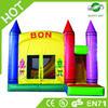 Top quality 0.55mm PVC halloween bouncer,pony inflatable bouncer,inflatable dinosaur bouncer