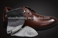 2014! Custom Design Mens Dress Socks China Manufacturer in High Quality!