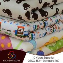 Best quality new coming fashion stretch slub twill cotton fabric
