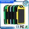 Unique design solar phone charger 5000mah wholesale