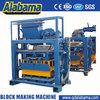 Large hydraulic pressure 2014 China new product manual block machine price list