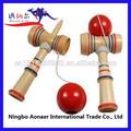 Jouets éducatifs en bois kendama gros moderne jouets pour enfants