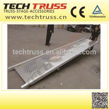 Aluminio rampas de carga