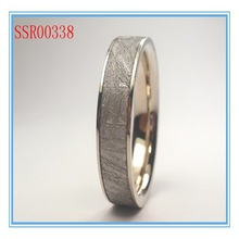 High quality fashion design hot sale palladium ring