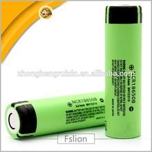 For Panasonic NCR18650B Super Max 3.7V 3400mAh Rechargeable Li-ion Battery 18650