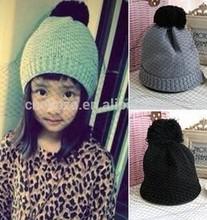 Z54494A wholesale fashion child cheap winter hat