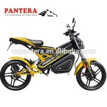 PT-E001 Light Foldable Frame Lithium Battery 1500w Electric Folding Cheap Motorbike