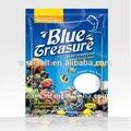 de boa qualidade refinado comestível de recife de coral do mar de sal