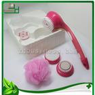 massage shower head brush