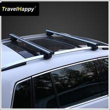 Car exterior decoration car roof rack cross bars for Volkswagen Turan