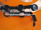 rubber bonded metal parts