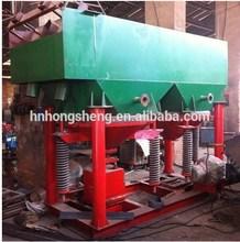 concentrator flotation gravity double jigger / jigger separator machine
