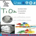 Preço competitivo dióxido de titânio rutilo/tio2 para pintura