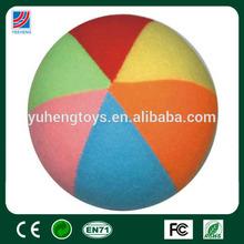 colorful soft stuffed mini toys plush ball