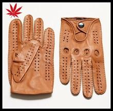 Locomotive model deerskin gloves outdoor sports gloves leather motorcycle