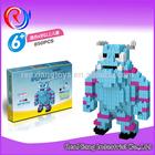 ABS plastic building block modern toys for children