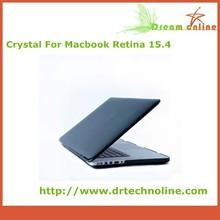 plastic case for macbook retina 15.4, hard case for macbook