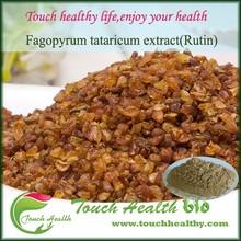 (Rutin25%, Quercetin25%, Flavone 50%) Tartary Buckwheat seeds Extract