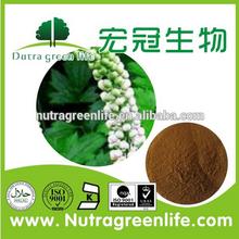 100% Natural Black Cohosh P.E/Triterpenoid Saponins Powder