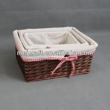 Good Market Artificial Fruit Basket Set of 3 Ex-Factory Price