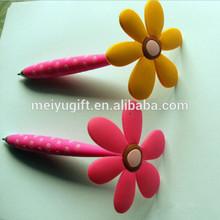 artificial flower vaporizer pen, black ballpen, Advertising Pen