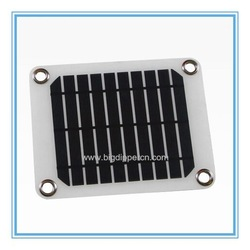 5W outdoor flexible solar film photovoltaic panel charger for mobile phone,tablet,bluetooth headset,mp3,PDA