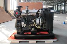 ระบายน้ำ50/3000kw/r/min4c4จังหวะดีเซลเครื่องยนต์รถจักรยานยนต์